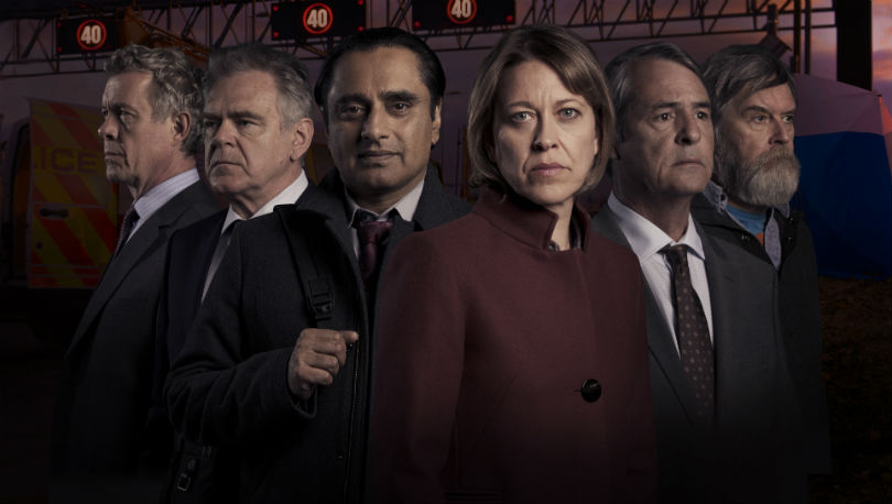 Unforgotten series 3 cast