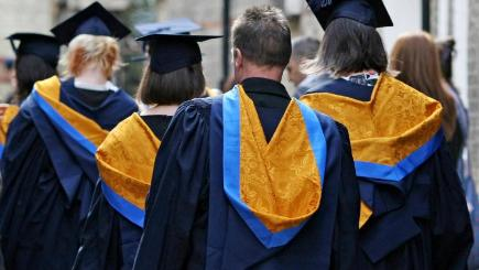 Universities must make greater efforts to attract students from disadvantaged areas, the PM said
