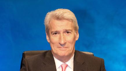 University Challenge host Jeremy Paxman
