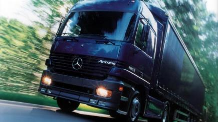The HGV is expected to be deployed on major motorways and A-roads nationwide
