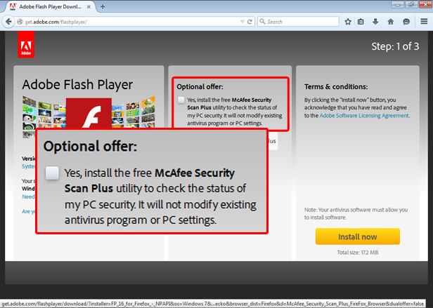 Chrome, Firefox, Internet Explorer: How to stop your web