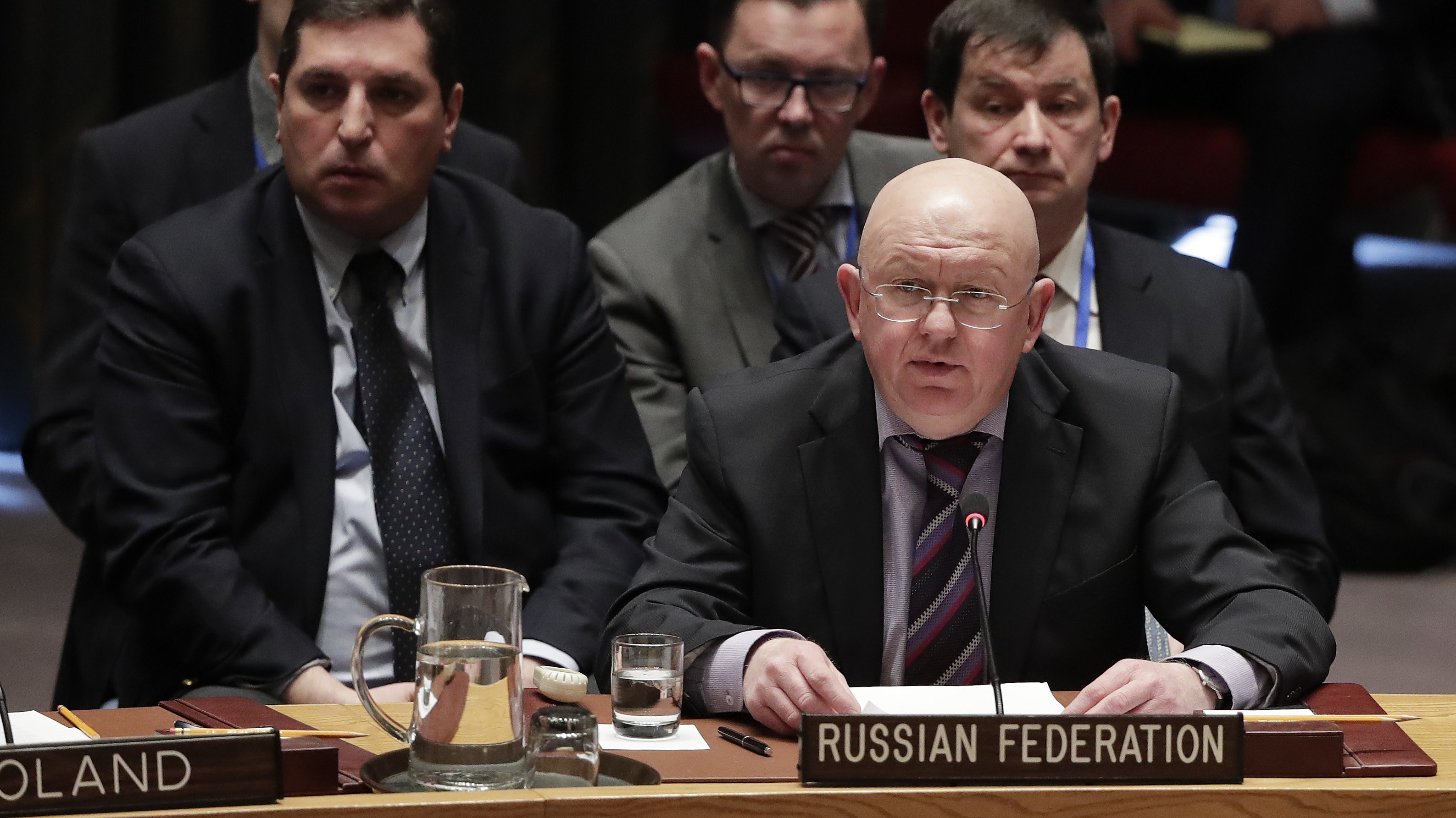 Sanctions against Russian Federation have been effective