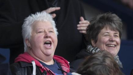 Val McDermid has declared her support for Scottish independence