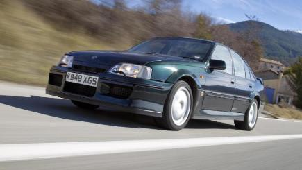 vauxhall lotus carlton turns 25 bt. Black Bedroom Furniture Sets. Home Design Ideas