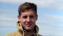 Vice News cameraman Philip Pendlebury who, along with correspondent Jake Hanrahan, has been released from custody in Turkey