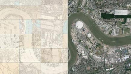 Take A Trip To Victorian London With Google Maps Bt