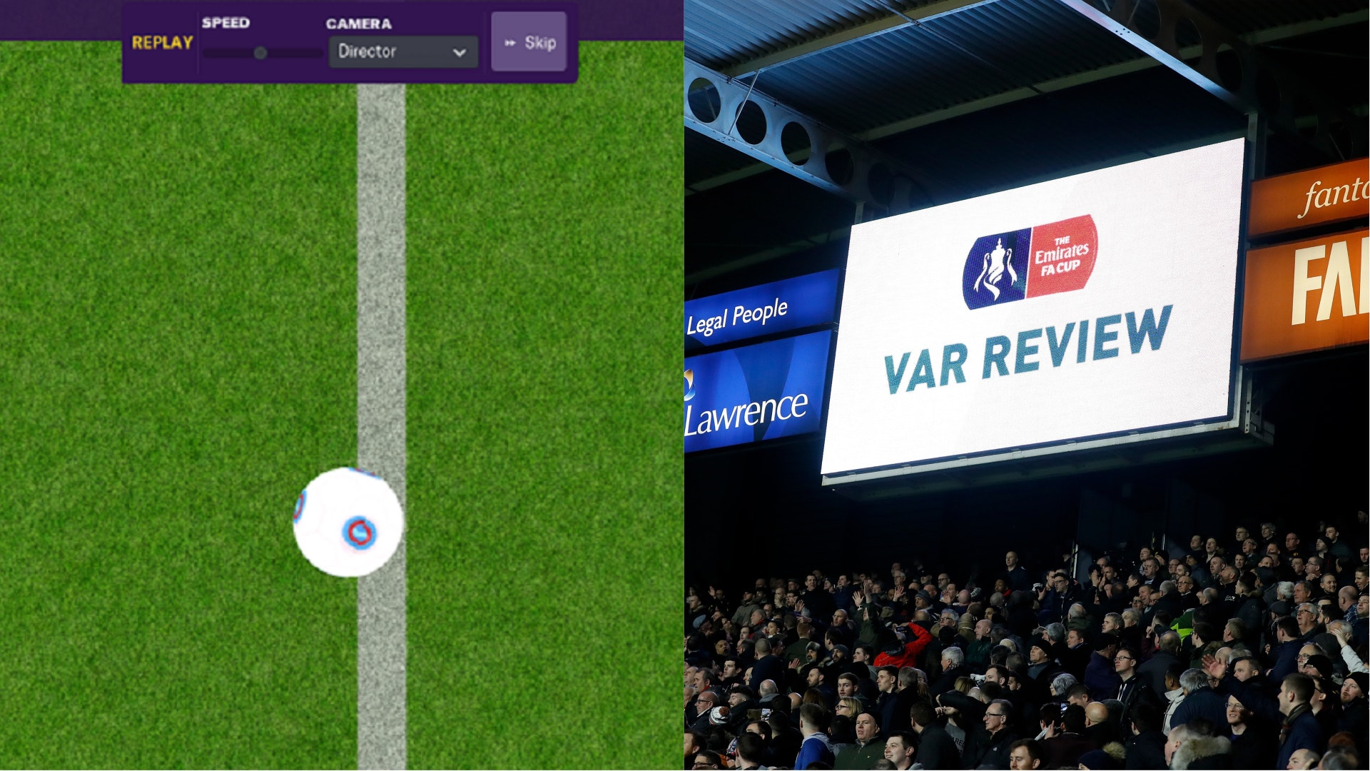 Video Technology One Of Many Features To Be Included In Football