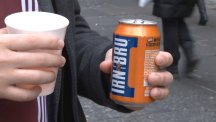 Video: What's the new Irn-Bru like? People in Scotland test it