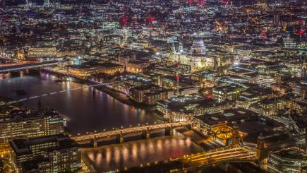 How to take great pictures from The Shard