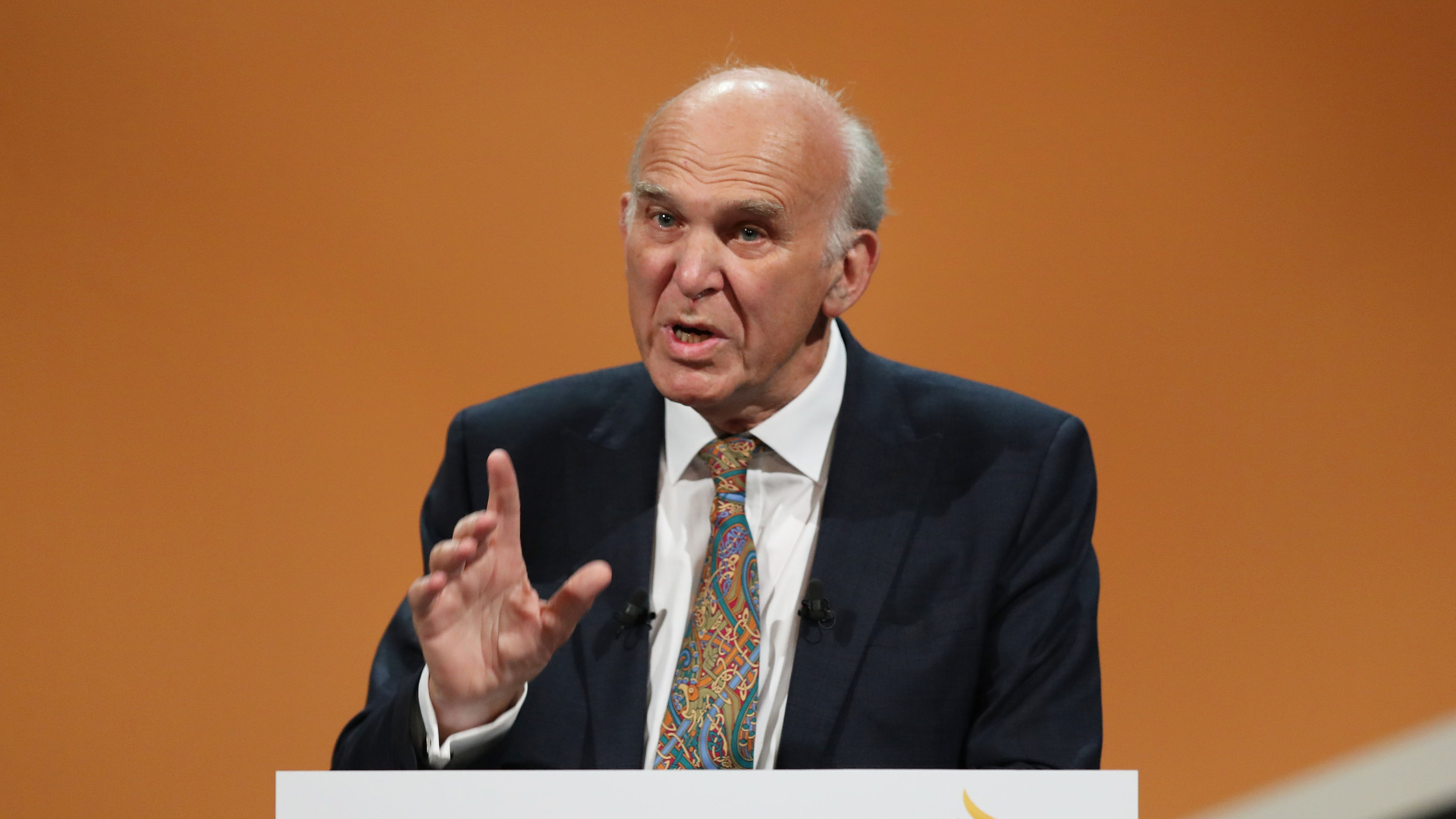 Brexit: Backlash for Cable over 'white nostalgia' comment