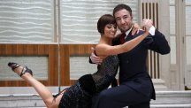 Vincent Simone and Flavia Cacace's new show Dance 'Til Dawn is coming to the West End