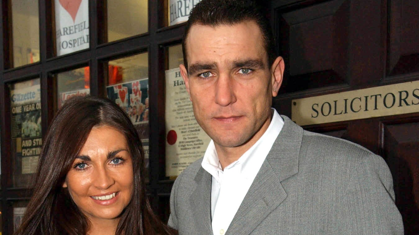 Vinnie Jones's wife Tayna dies in LA after long illness