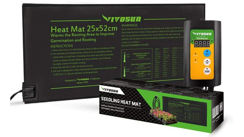 Vivosun Heat Mat