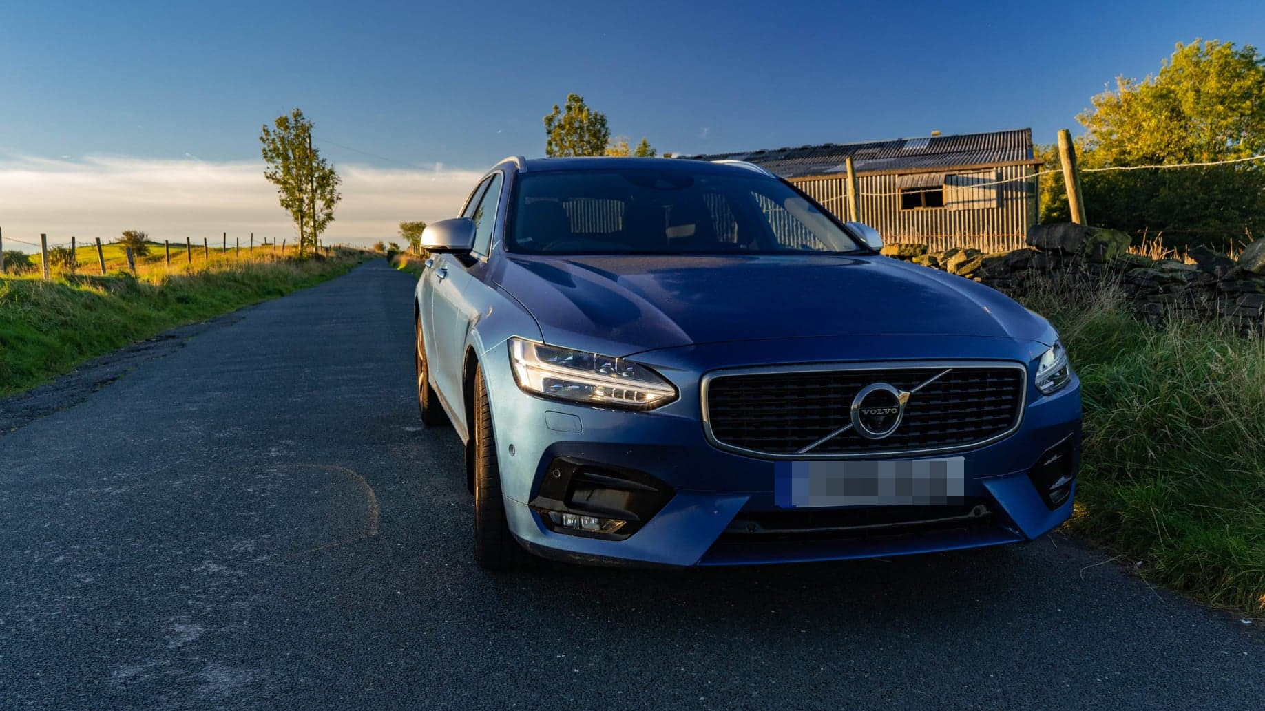 Volvos being recalled amid engine fire risk