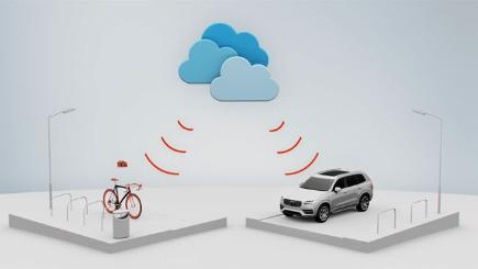 Volvo hopes cyclist-spotting system will reduce accidents ...
