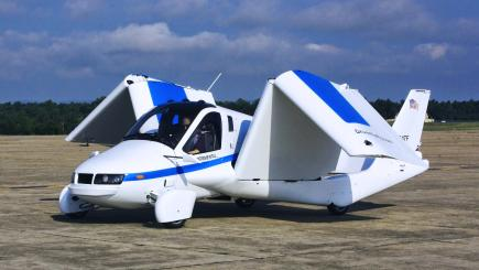 Volvo's parent firm Geely to buy United States flying-car startup Terrafugia