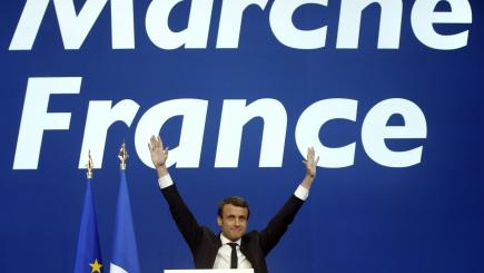 Le Pen attacks Macron on security ahead of French presidency runoff