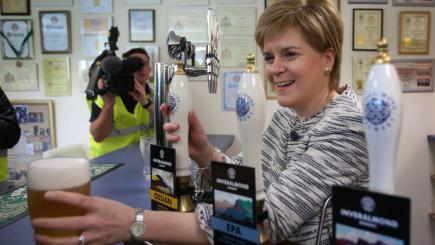 Labour thinks it can win back seats in Glasgow from SNP