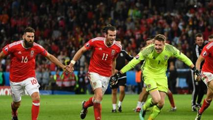 Wales semi-final spot with win over Belgium