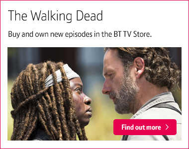 Walking Dead: Buy now on BT TV Store