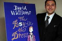 David Walliams' The Boy In The Dress is being made into a TV show