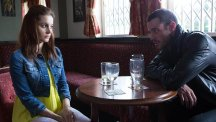 Sean Ward plays Kylie Platt's bad boy ex Callum Logan in Coronation Street