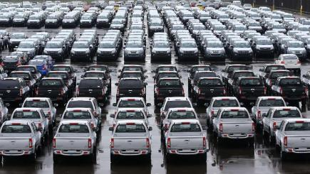 Warning after new vehicle sales reach all-time high for second consecutive year