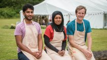 Was it Nadiya, Ian or Tamal who triumphed in the Great British Bake Off?