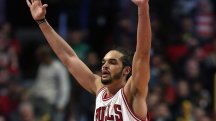Watch Joakim Noah's superb assist