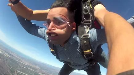 Image result for skydiving funny
