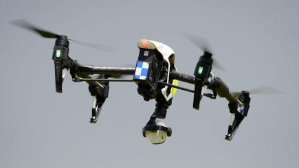 Watchdog raises concerns about 'patchy' use of drones as police air support