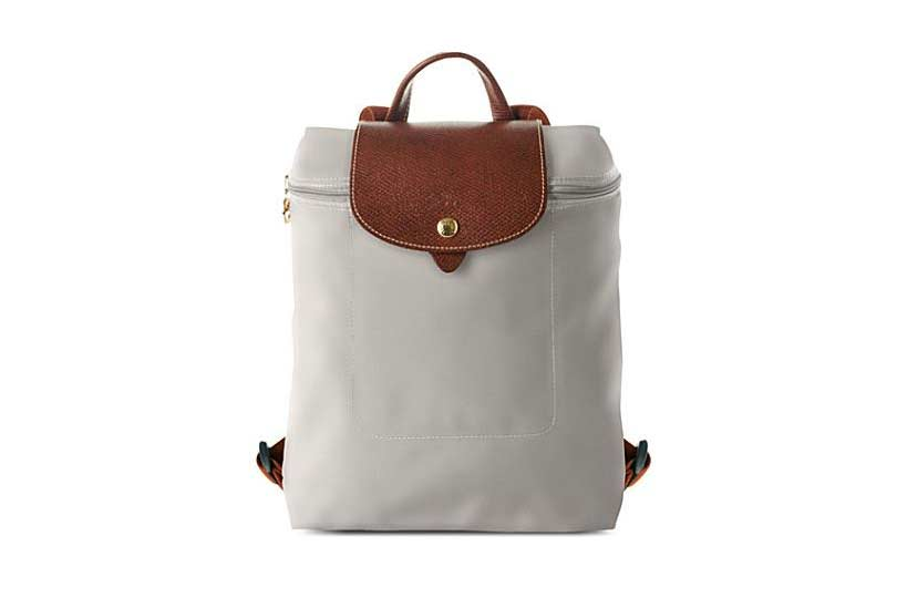 9dcfa58ec4 We love this modern refresh on the classic Longchamp Le Pliage. Le Pliage  backpack