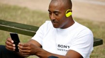 We went for a run with Colin Jackson to test out Sony's new Walkman