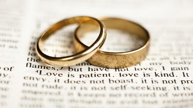 wedding rings - Picture Of Wedding Rings