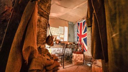 Welsh castle remembers Battle of the Somme
