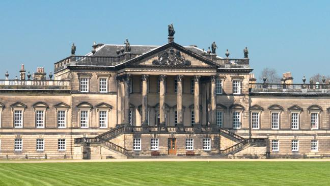 Captivating Wentworth Woodhouse