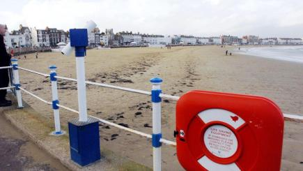 Weymouth Beach named best in UK by travellers