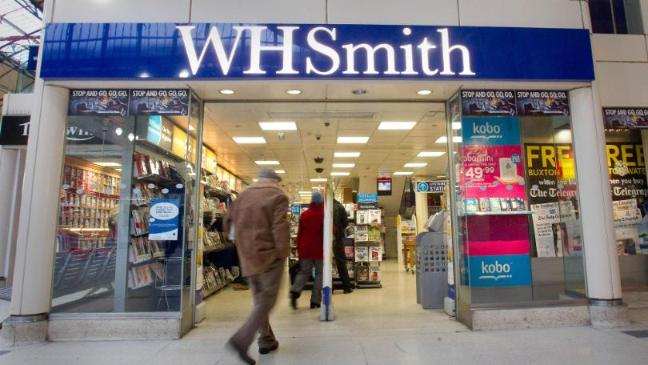 Wh Smith To Lower Prices In Hospital Outlets Bt