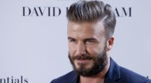 What are David Beckham's 40th birthday plans?
