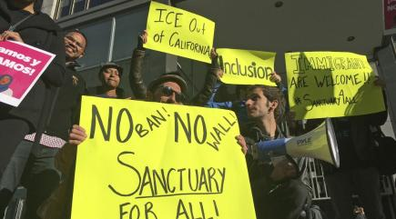 Hard legal path forward for Trump in sanctuary cities case