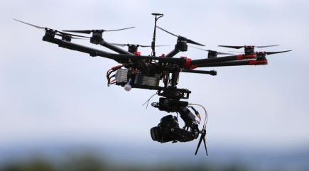 What are the rules for flying drones?