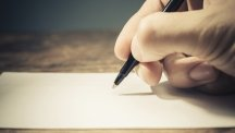 What does your handwriting say about you? See how you can analyse your scribbles