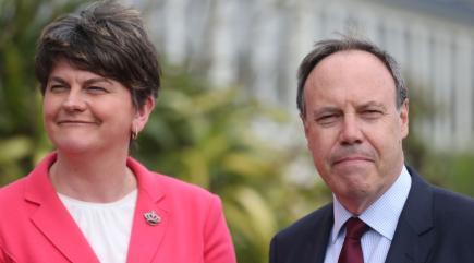 What might be on the DUP's wishlist as crucial talks with Theresa May go ahead?