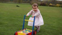 What presents did Princess Charlotte get for her first birthday? Take our quiz...