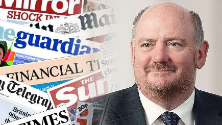 Compass Group Chief Executive Richard Cousins killed in plane crash