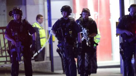 London's Mayor Says 'We Will Never Let These Cowards Win' After Attack