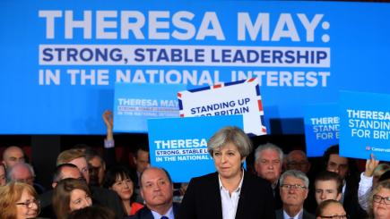 What would trigger a Tory Party leadership contest?