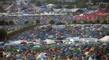 What your choice of Glastonbury camping area says about you
