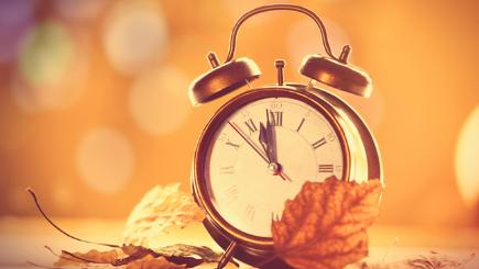 When do the clocks go back in October and why?
