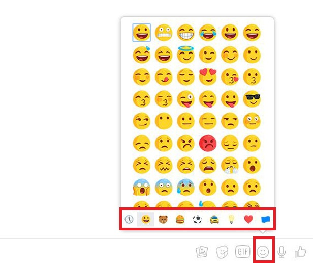 All You Need To Know About Facebook Messenger Auto Emoticons Bt
